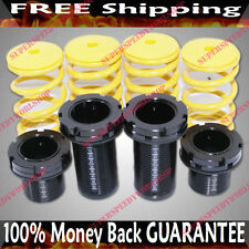 YELLOW 91- 96 97 98 99 Mitsubishi Eclipse Coilover Lowering Springs Kits