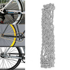 9 Speed 116 Links Bicycle Chain MTB Mountain Bike Road Hybrid Anti-rust Durable