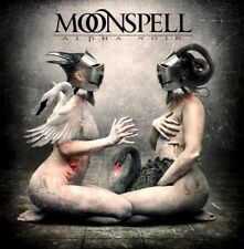 Moonspell - Alpha Noir CD 2012 gothic metal Napalm Europe press