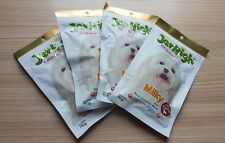 4 x Jerhigh Stick Dog Snack Milk Pet Meals High Protein Dry food Low Fat