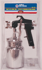 King Canada Tools 8180 SPRAY GUN KIT Ensemble de Pistolet à Peinturer