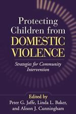 Protecting Children from Domestic Violence: Strategies for Community I-ExLibrary