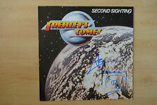 "Ace Frehley`s Comet ""Kiss"" Autogramm signed LP-Cover ""Second Sighting"" Vinyl"