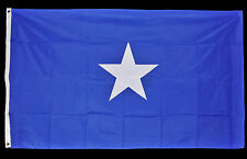 American Civil War ACW Southern Confederacy 5x3ft Bonnie Blue Flag