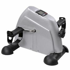 Pedal Exerciser Mini Cycle Fitness Exercise Bike For Arms and Legs Digital Cycle