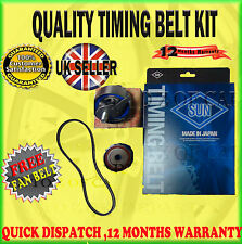 LEXUS IS200 2.0 GXE10 99-05 1gfe TIMING CAM + VENTILATORE Cintura Tensionatore TENDICATENA KIT