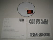 CLUB OF CHAOS/THE CHANGE OF THE CENTURY(FÜNFUNDVIERZIG/115)CD ALBUM