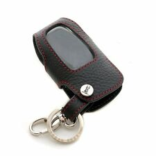 Leather Car Key Cover Case Chain  for AUDI REMOTE FOB A3 A4 A5 S4 Q1 Q3 Q5 Q7 Q8