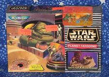 Star Wars Micro Machines Planet Tatooine Play Set by Galoob New MISB from 1996