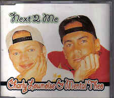 Charly Lownoise&Mental Theo-Next 2 Me cd maxi single