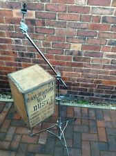 Free P&P. A Boom Arm Cymbal Stand For Drum Kit.