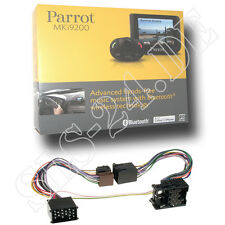 Parrot MKi9200 Freisprechanlage BMW FSE Radio Adapter 8er 7er E38 X5 Z3 Z8 bis01