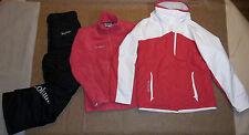 COLUMBIA SKI SNOW SUIT 2 PC OUTFIT SET JACKET PANTS BUGABOO 3in1 GIRL'S L 14 16