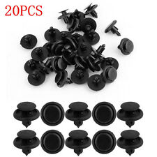 20PCS Lots Car Bumper Hood Fender Splash Guard Retainer Clip Fastener For Toyota