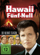 6 DVDs * HAWAII FÜNF-NULL - STAFFEL / SEASON 9 (ORIGINAL-SERIE) # NEU OVP =