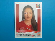 Panini FIFA Women's World Cup Canada 2015 - N.205 MOSER SWITZERLAND