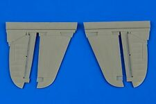 Aires 1/48 P-40M/N Warhawk control surfaces for Hasegawa # 4665