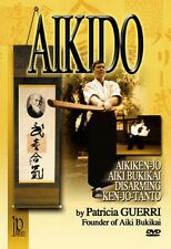 Aikido weapons DVD bokken jo tanto & disarming