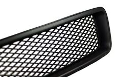 VOLVO XC90 2002 - 2015 MESH Sport Grill Grille ALL MATTE BLACK ABS BADGELESS NEW