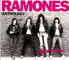 Ramones - Hey Ho Let's Go! Anthology - 2 Disc Set With Book