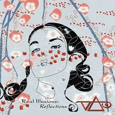 Steve Vai CD Real Illusions: Reflections - USA