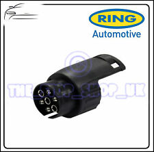 Ring Plug Adapter 12N 7 pin vechile socket to 13 pin trailer plug A0036