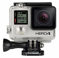 GoPro HERO4 Black Action Camera Waterproof 4k-30fps 1080p-120fps