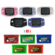 1 GameBoy Advance / GBA Console (Colour By Choice) + 1 Pokémon Game of choice