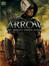 ARROW: The Complete Fourth Season 4 DVD (2016, 5 Disc-Set)