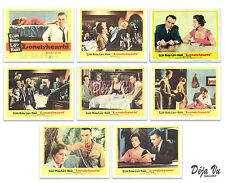 Lonelyhearts Original Lobby Card Set of 8 - Montgomery Clift - 1959 - VF
