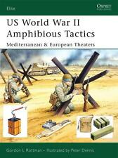 Osprey Elite 144: US World War II Amphibious Tactics (2. Weltkrieg) / NEU