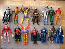 DC DIRECT UNIVERSE CLASSICS 14 LOOSE ACTION FIGURE LOT BATMAN KILLER MOTH