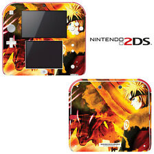 Vinyl Skin Decal Cover for Nintendo 2DS - Naruto Shippuden 2
