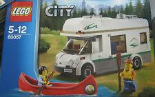 LEGO 60057 City Camper Van