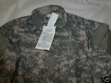 ACU Combat Uniform Shirt NWT Medium Long PERIMETER Insect Guard Flame Resist-