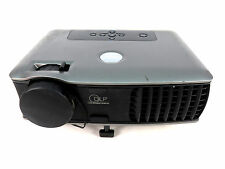 Dell 2400MP DLP Projector 3000 Lumens HD 1080i w/Power Cable - Fully Tested