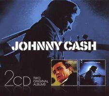 "Johnny Cash ""At San Quentin/At Folsom Prison"" NUOVO 2 CD"