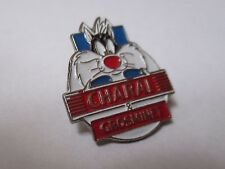 Pin's Grosminet (pour la marque Charal) signé 1991 Warner Bros