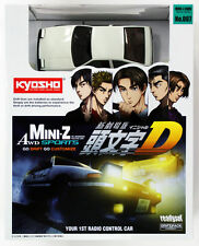 Kyosho ReadySet Toyota INITIAL-D TRUENO AE86 Mini-Z Sports MA-020S Car #32127W