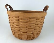 Longaberger 1992 Wildflower Basket