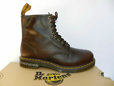 Dr Martens 1460 Harvest Chaussures Homme 39 Bottes Bottines Montantes UK6 Neuf