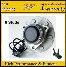 FRONT Wheel Hub Bearing Assembly for GMC Sierra 1500 (2WD RWD) 1999-2006