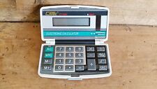 CATEC CT-9301 / 8 DIGIT Electronic Calculator / 2 Power ~ Solar & Battery
