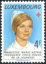 Luxembourg 1974 Red Cross/Medical/Health/Welfare/Princess/Royalty 1v (lu10101)