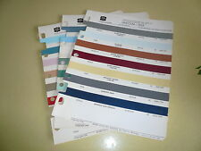 1959 Lincoln ACME Color Chip Paint Sample