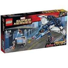 LEGO MARVEL SUPERHEROES SET 76032 AVENGERS QUINJET CITY CHASE BRAND NEW SEALED