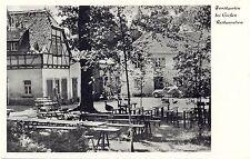 Giessen, Restauration Forstgarten, um 1950
