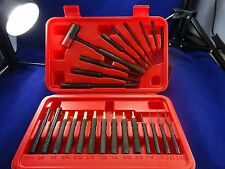 WINCHESTER AR15 24 PC ROLL PIN HAMMER BRASS AND STEEL PIN PUNCH SET WINPUNCH24
