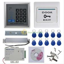620 LBS Kit Electric Door Lock Magnetic Access Control ID Card Password System