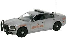 First Response 1/43 GSP Georgia State Patrol Dodge Charger Police Car
